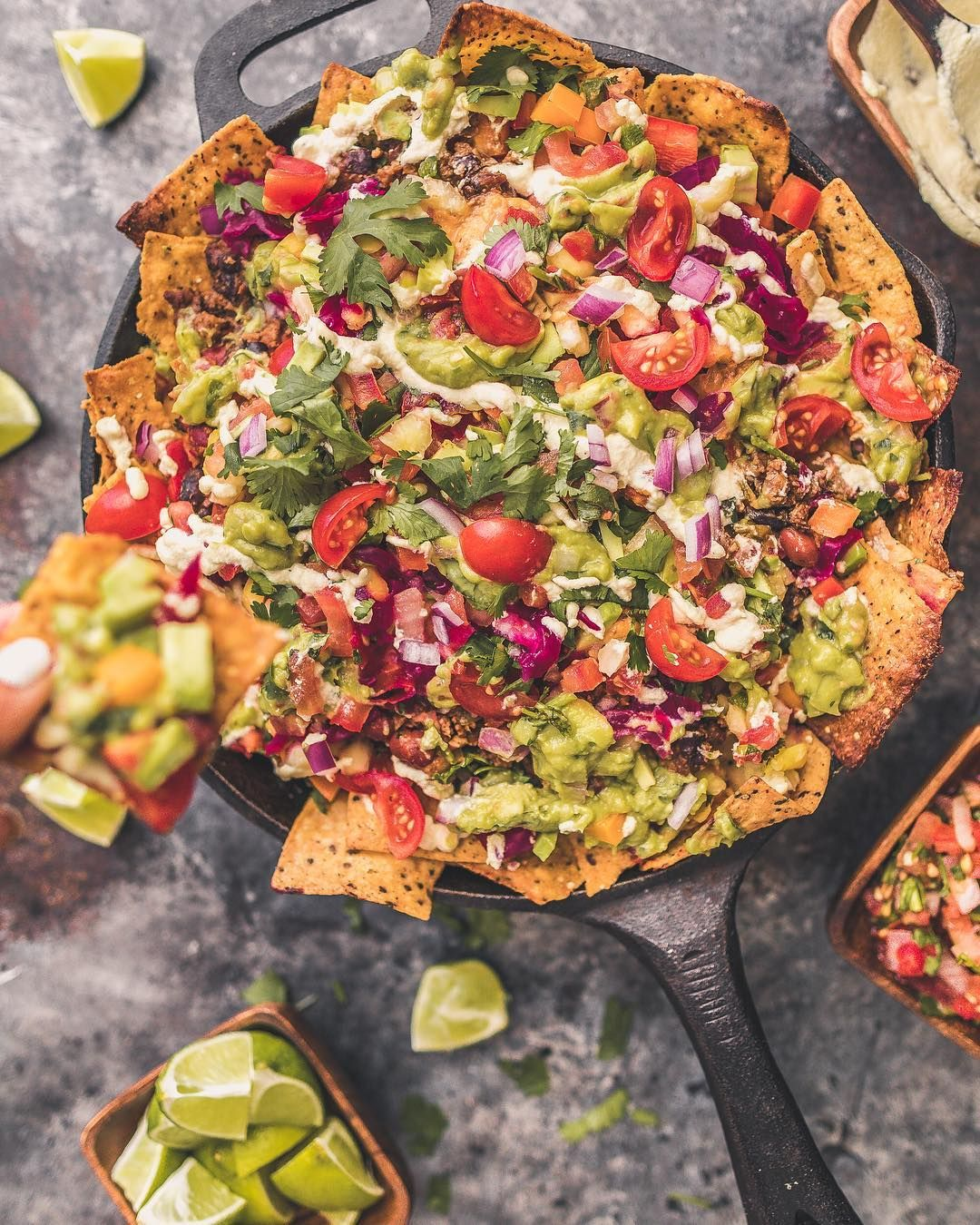 Pin By Anna Hagberg On Healthy Food Vegan Recipes Nachos