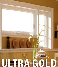 Ultra Gold Vinyl Replacement Windows Windows And Patio Doors Home