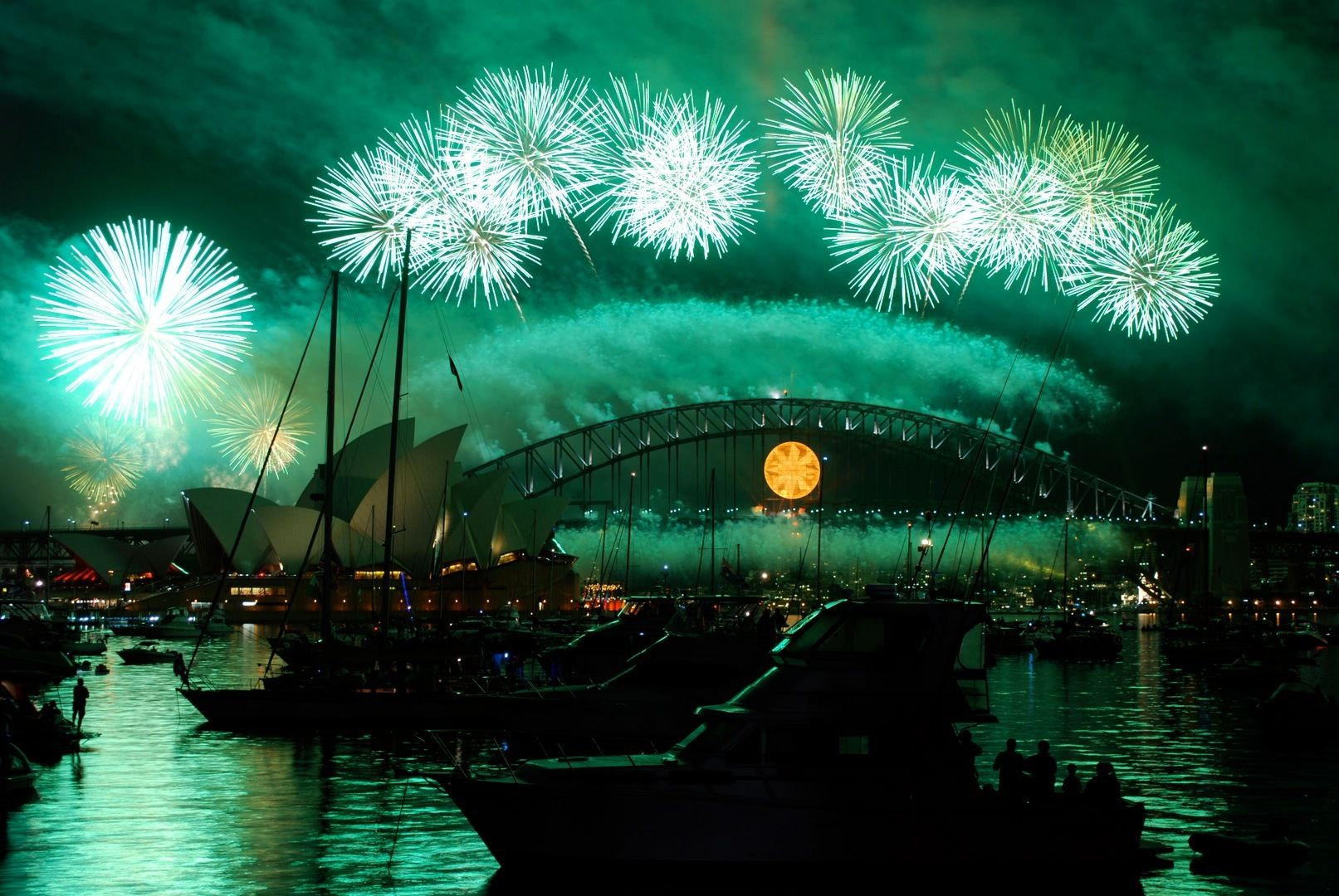 new year's sydney. Fireworks pictures, Scenery, Places