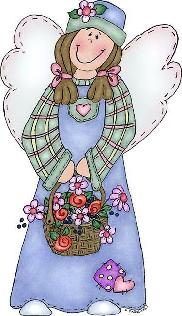 country angel clip art clip art angels clipart pinterest