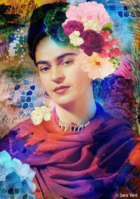 Frida Khalo | Frida | Pinterest | Portrait de femme, Femme libre et Portraits