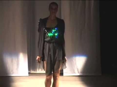 This video shows how science and fashion can be integrated to make incredible outfits   Sarah P :)