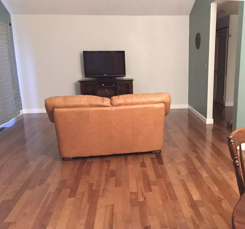 5 Stars For Walnut Hickory Hardwood From This Il Customer