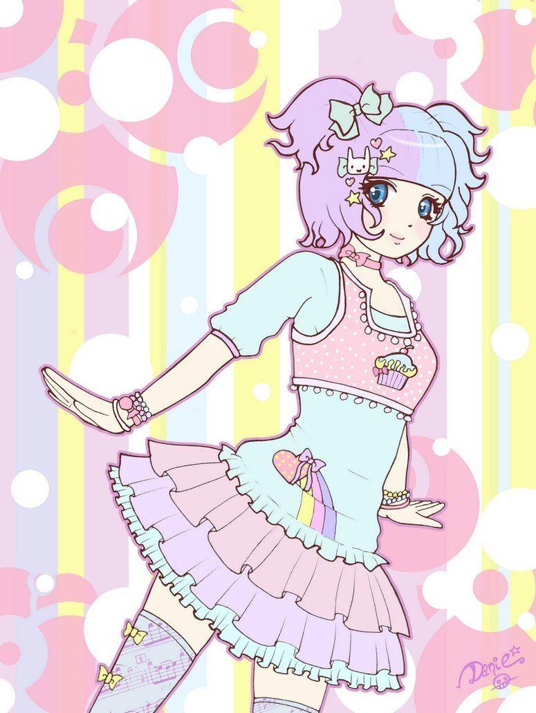 Fairy kei style <3