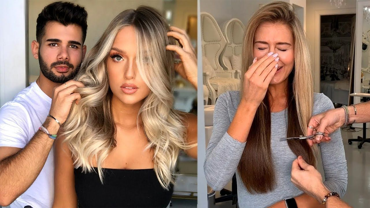 Amazing Hairstyles Tutorials By Professional New Hair Color Transformations Https Ift Tt 2fh5jcf Beauty Welln Cool Hairstyles New Hair Colors Hair Styles