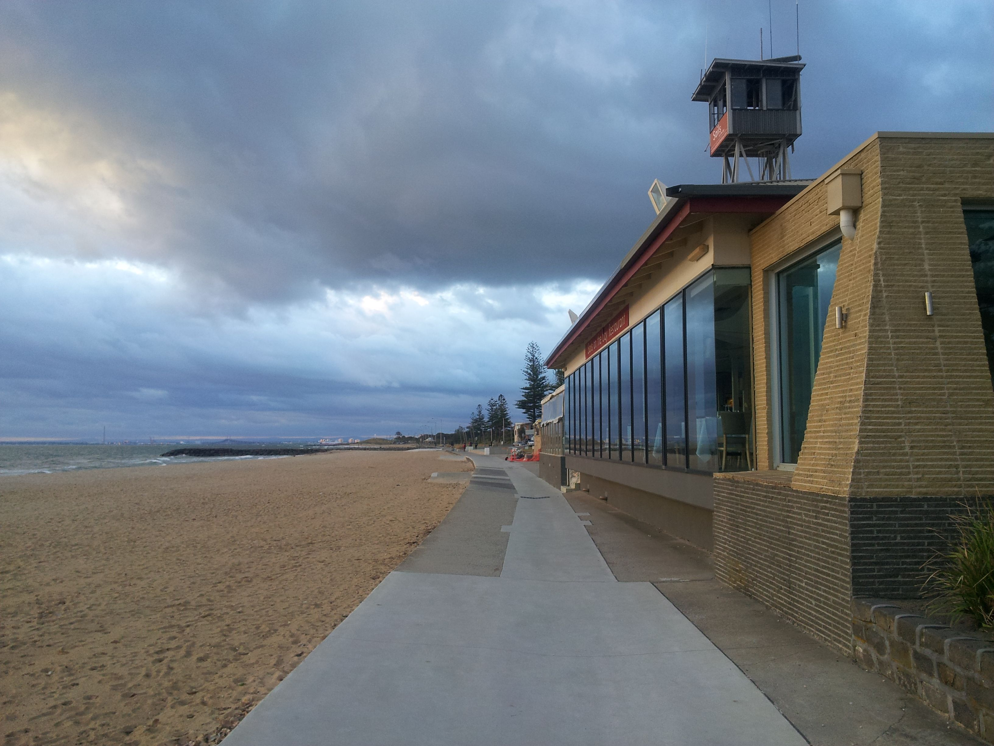 Sails On The Bay (Elwood Beach), Elwood, Victoria. Www.top