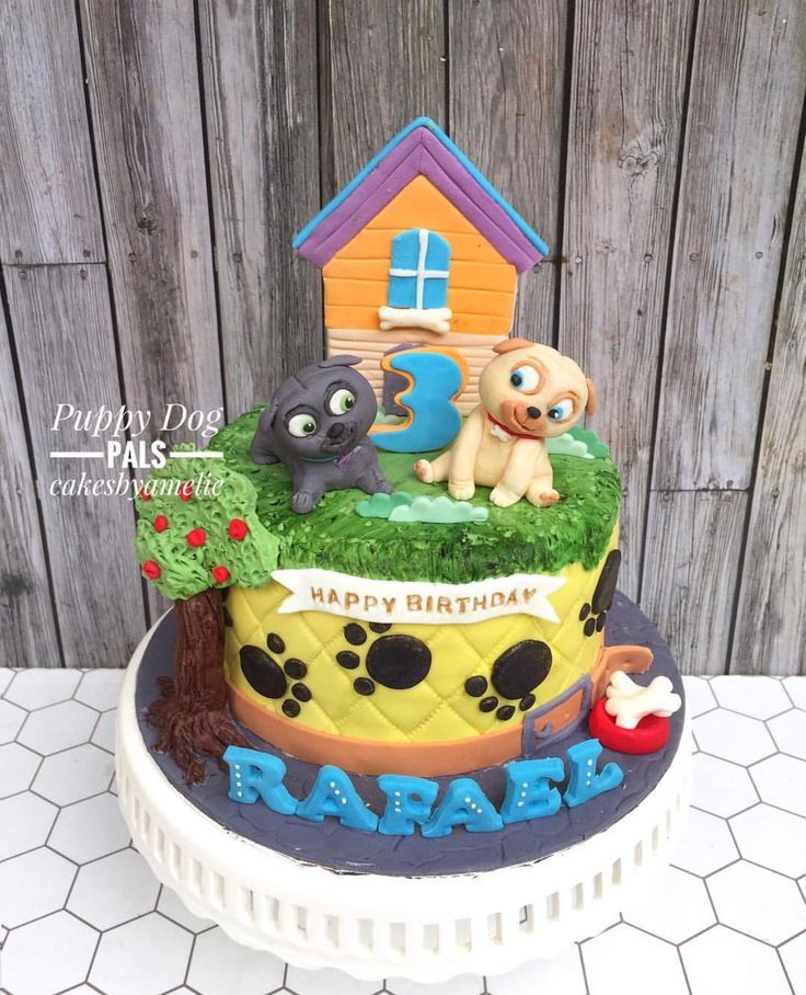 7 Best Puppy Pals Images On Pinterest Birthdays Birthday Parties