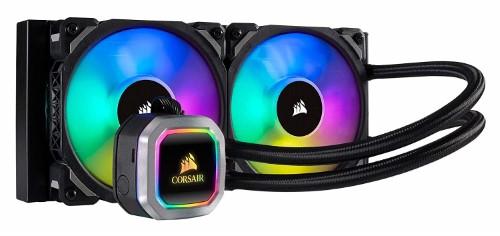 Corsair Cw 9060039 Ww Corsair Hydro Series H100i Rgb Platinum