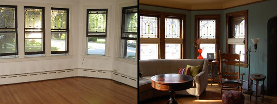Chicago Home Remodeling Style before | after | a blog about renovating, remodeling and restoring