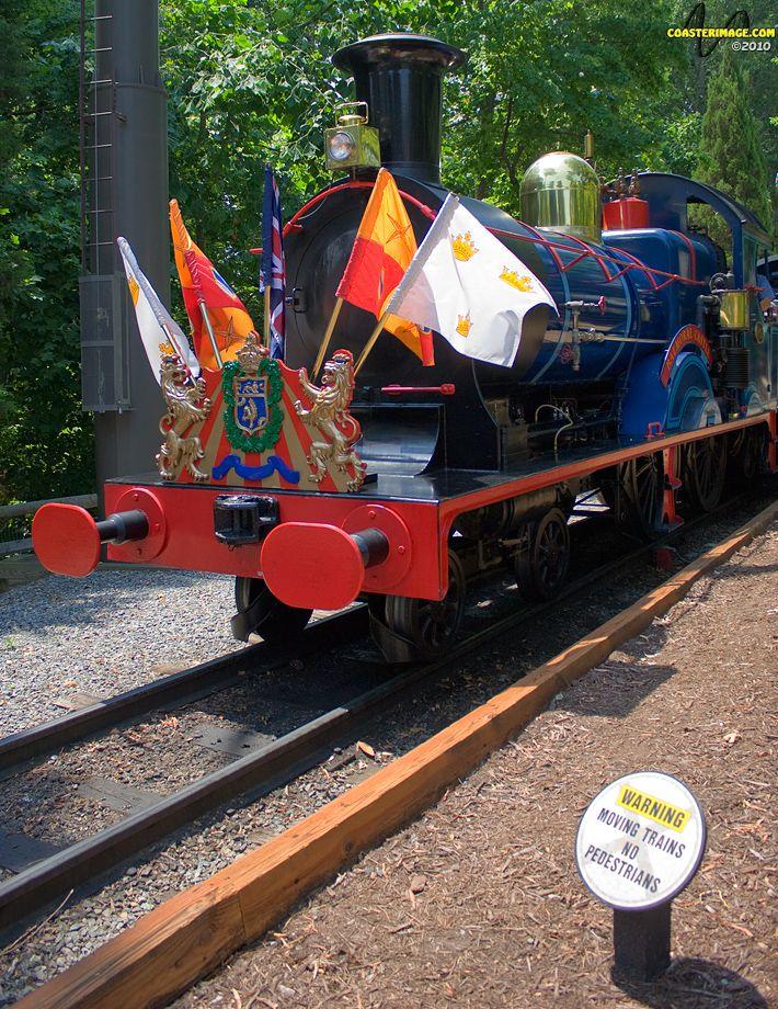 e32fd460ba17340e183ff7c651b5086e - How Long Is The Train Ride At Busch Gardens