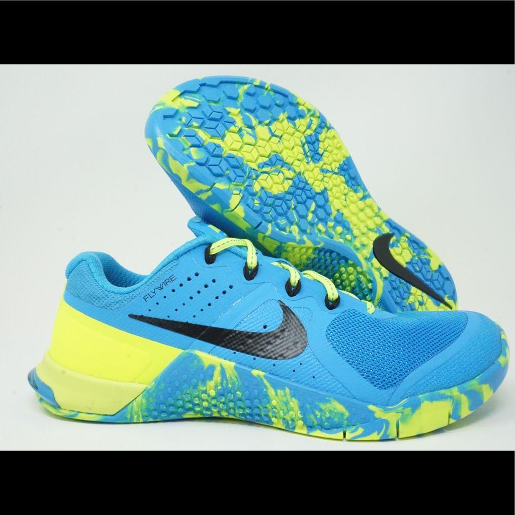 Womens Nike Metcon 2 AMP Training Shoes