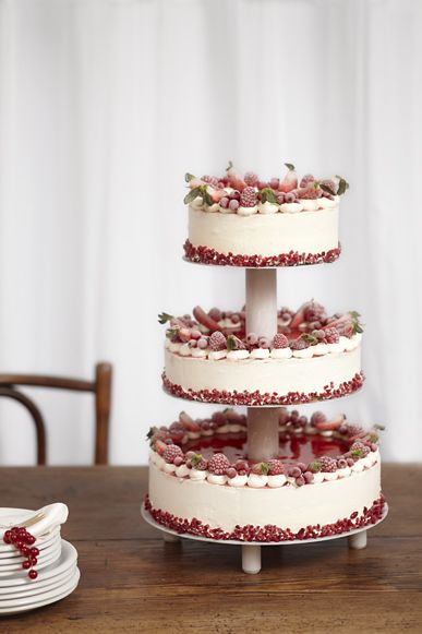 Eistorte Red Wedding Inspirations Pinterest Wedding Wedding