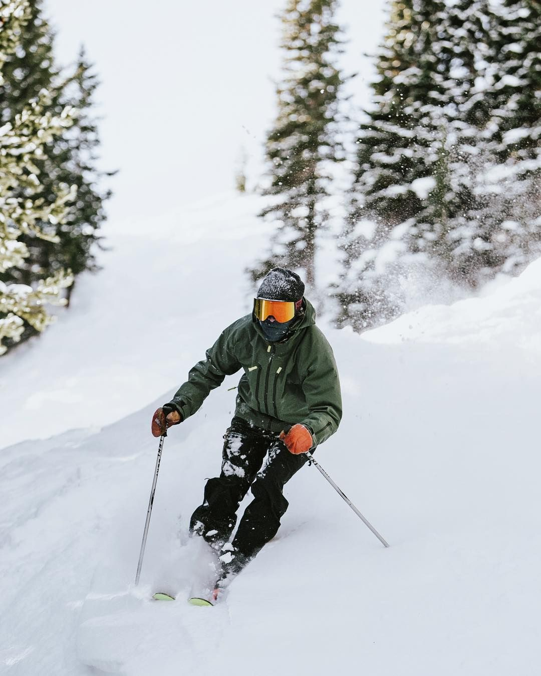 Get Fired Up Cody Cirillo In The Hatchet Red Rocks Breckenridge Findyourzeal Goggles Night Vision Free Skiing