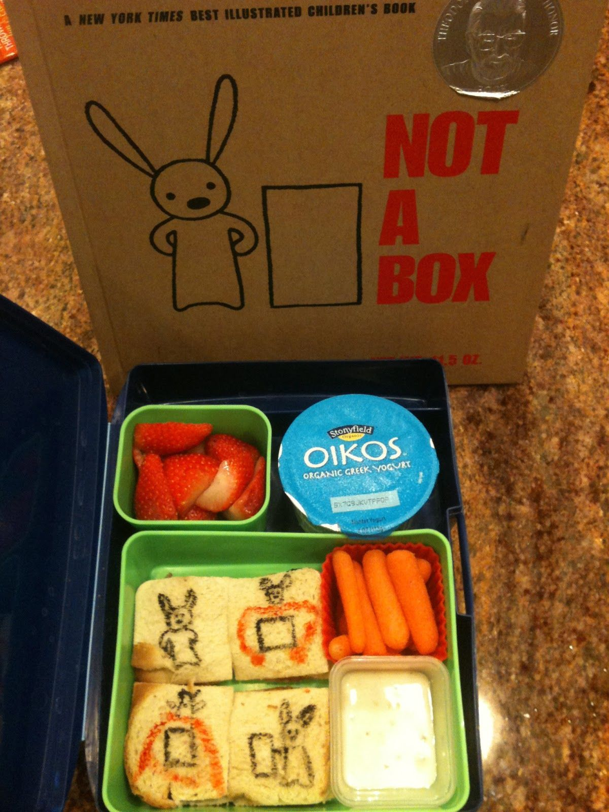 Keitha S Chaos Not A Box Lunch