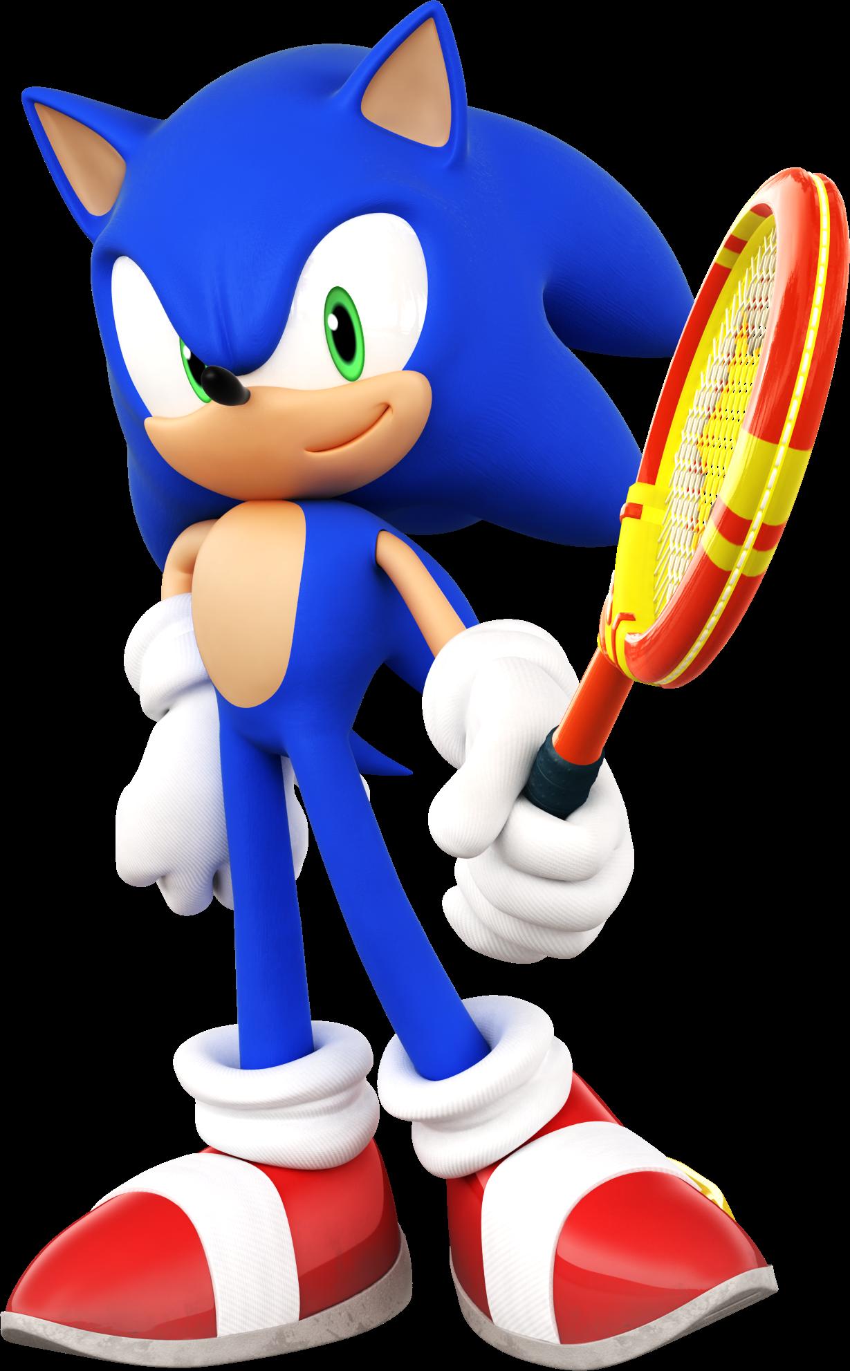 Sonic (Sega Superstar Tennis)