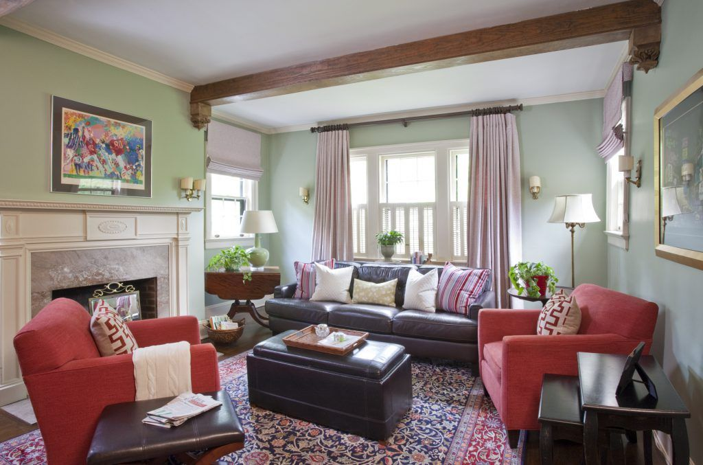 how to beautifully update your persian oriental rug