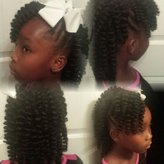 Sensational 1000 Images About Kids Crochet Braids Amp More On Pinterest Hairstyles For Men Maxibearus