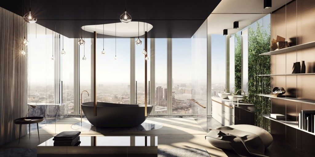 Grenier luxury penthouse apartments best interior design loft also pin by grjbrf gggxe on nest pinterest pent house and rh