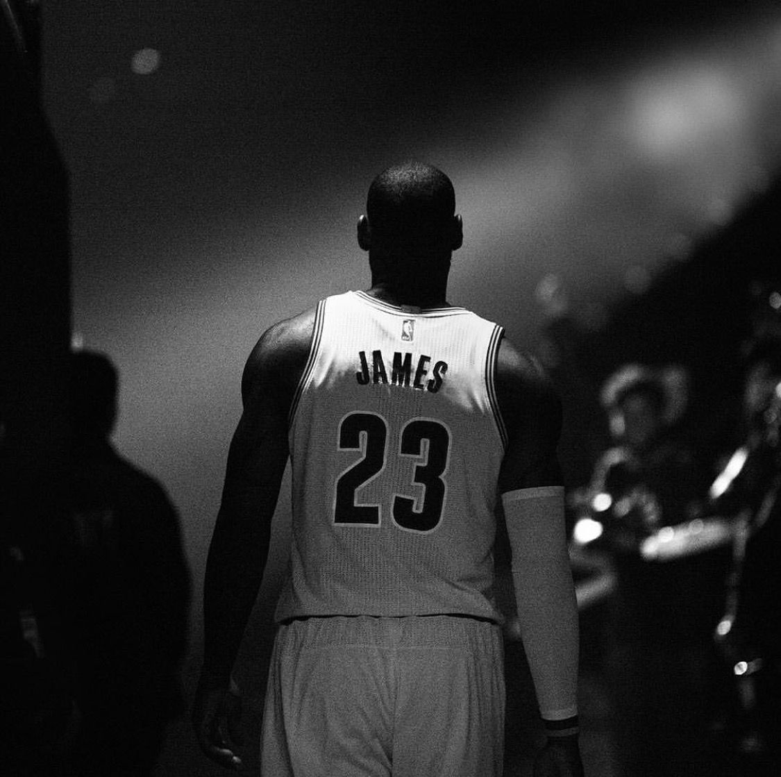Lebron James Wallpaper Iphone: LeBron James Exultant Essence
