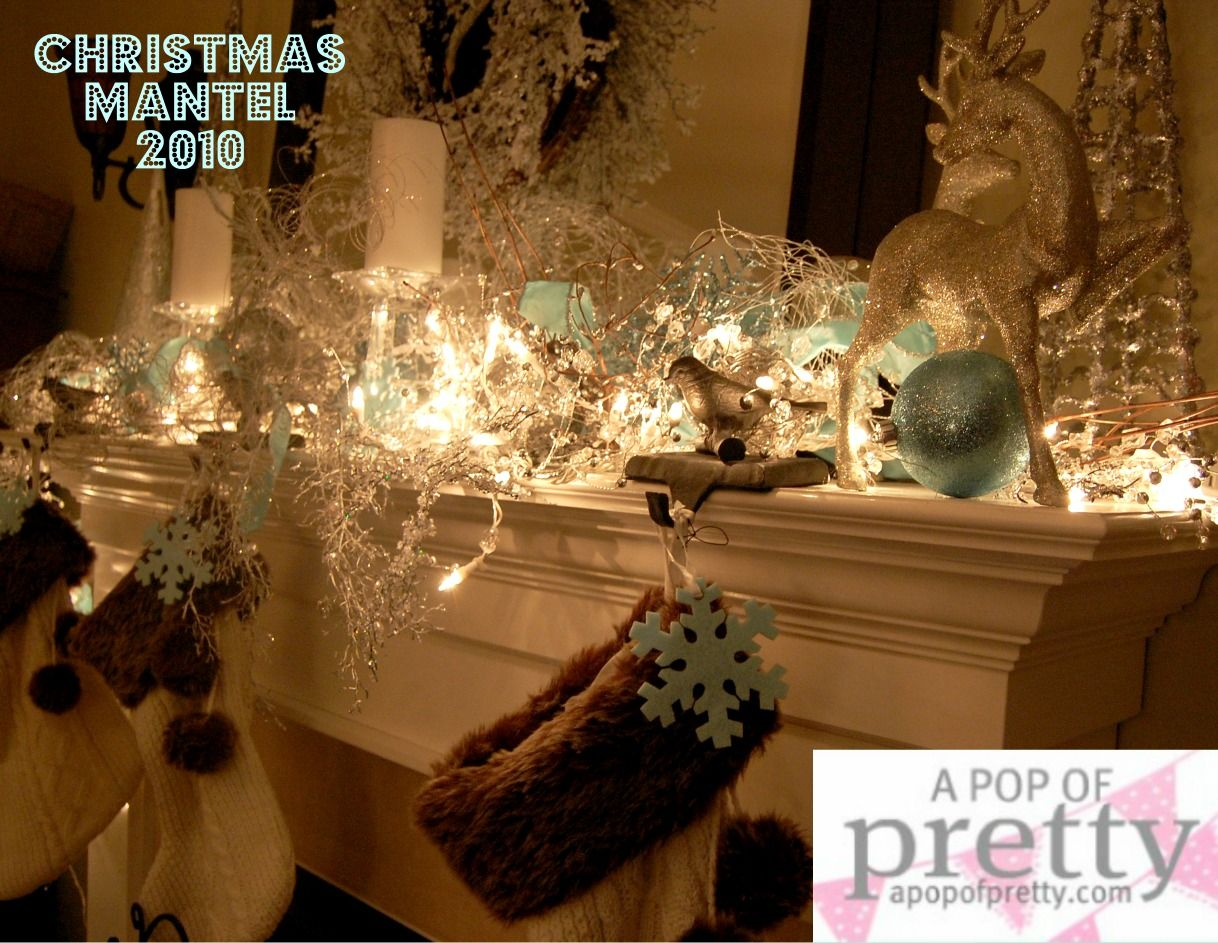 Decorated Fireplace Mantels For Christmas Fireplace – Decorate Fireplace Mantel for Christmas
