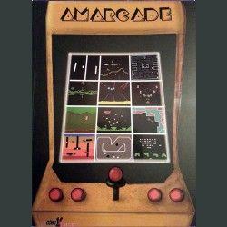Amarcade: il libro dei ricordi retrogaming anni '70