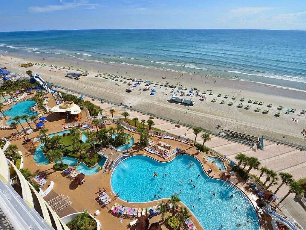 Daytona Beach Florida Vacation Als By Owner Vrbo Condo Ocean Walk Resort