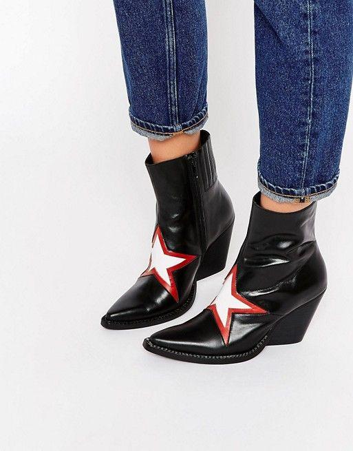 Chaussures - Bottes Campbell Jeffrey kb2UshA