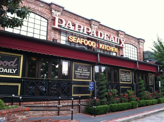 Pappadeaux Seafood Kitchen Excellent Grub In Houston Texas
