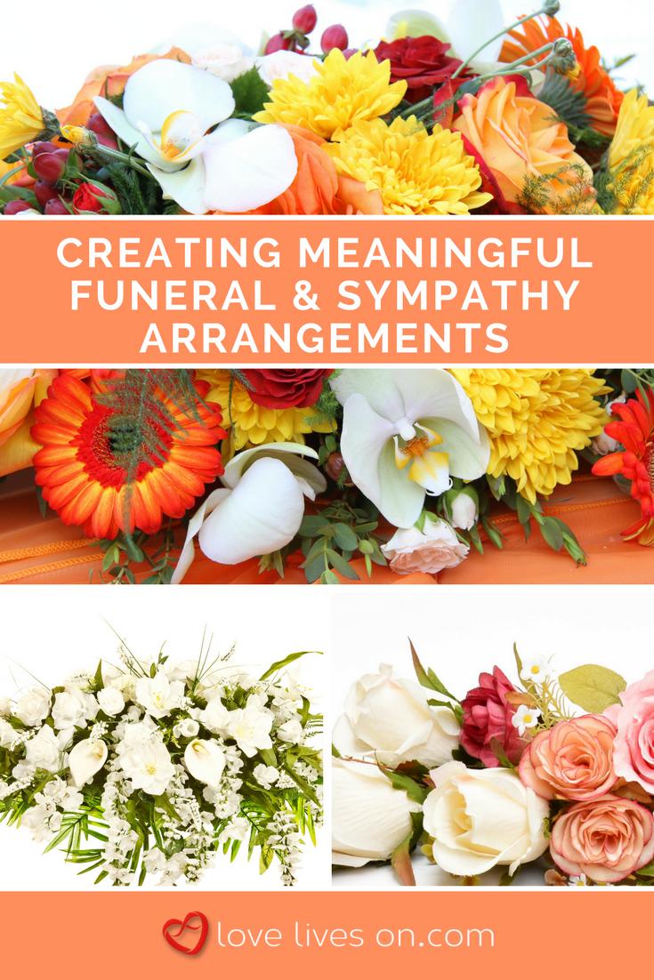 10 best funeral flowers funeral flower arrangements pinterest learn how to create meaningful funeral sympathy arrangements with our funeral flower guide izmirmasajfo