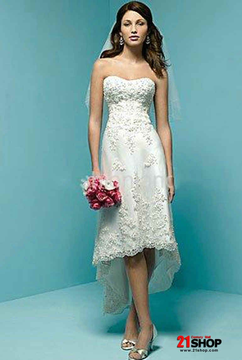 Cheap casual wedding dresses  Pin by Nana Takenouchi on knee high dress  Pinterest  Organza