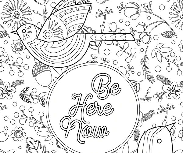 Explore Free Adult Coloring Pages, Coloring Books and more!