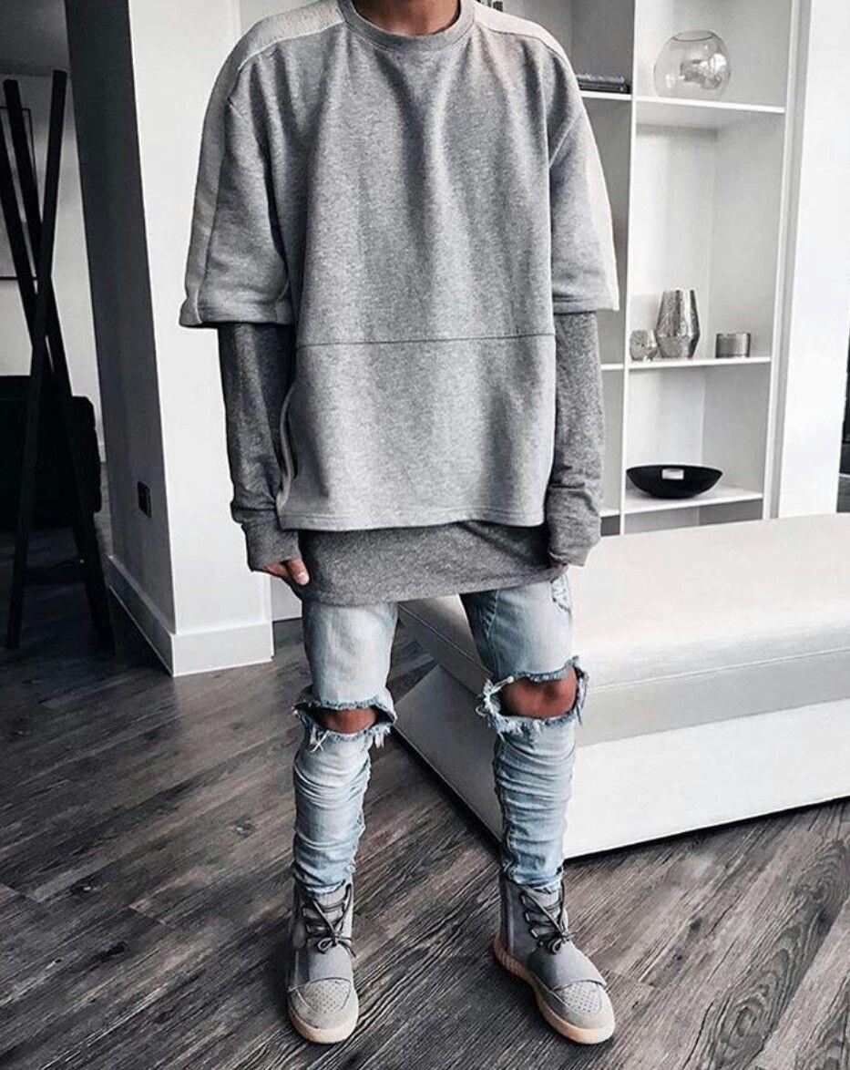 8e4a5e38723 Simple Hype'in Fit | MensSWear | Yeezy fashion, Fashion, Mens ...