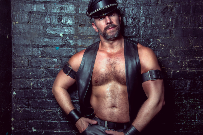 Gay Leather Daddy