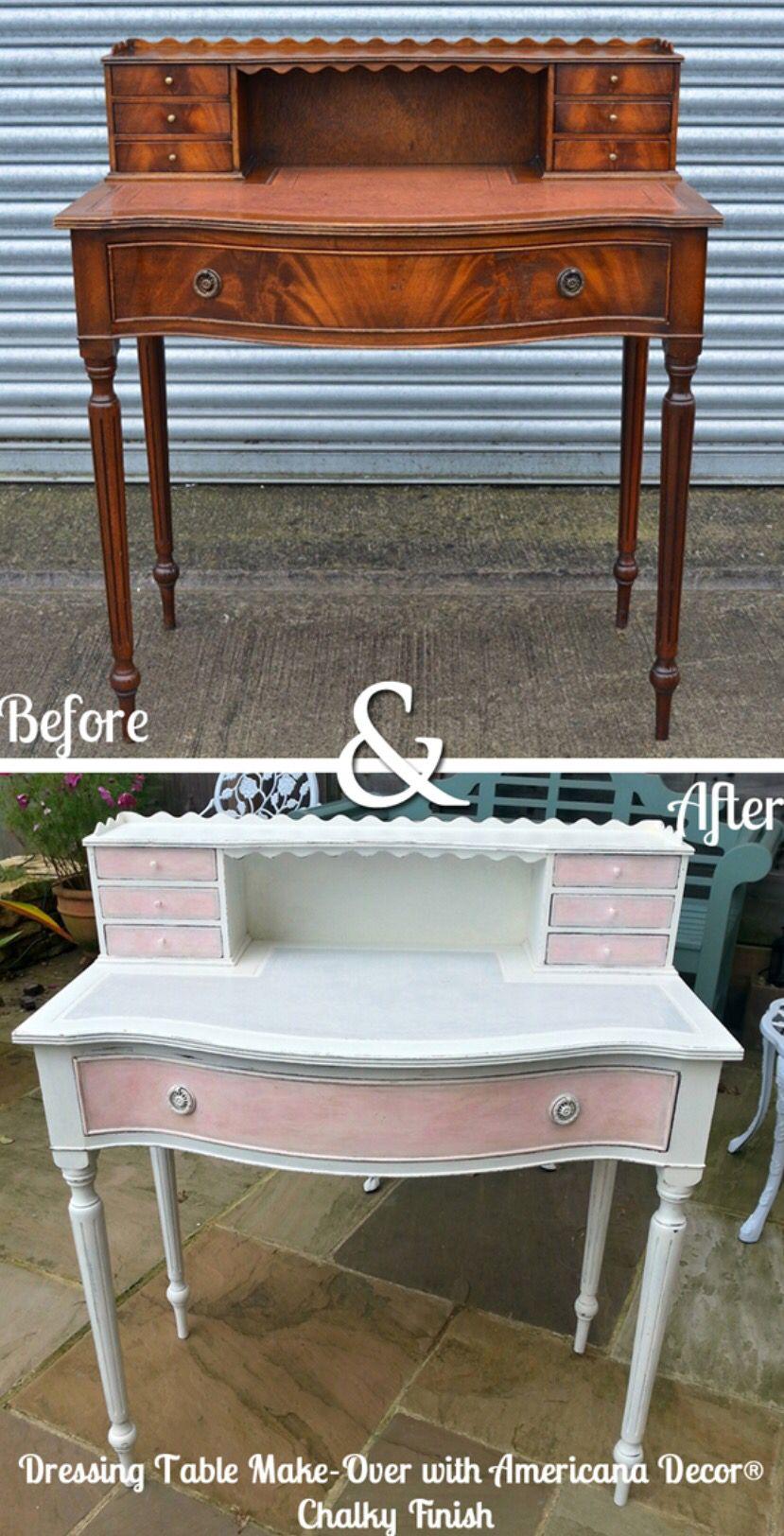 Before before u after antes y después pinterest dresser