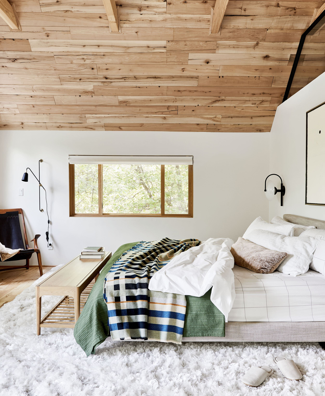 Mountain House Reveal Our Calm Scandinavian Master Bedroom