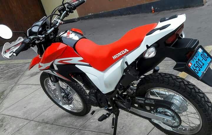 Honda Xr 150l Bross Motos Personalizadas Motos Geniales Motos Honda