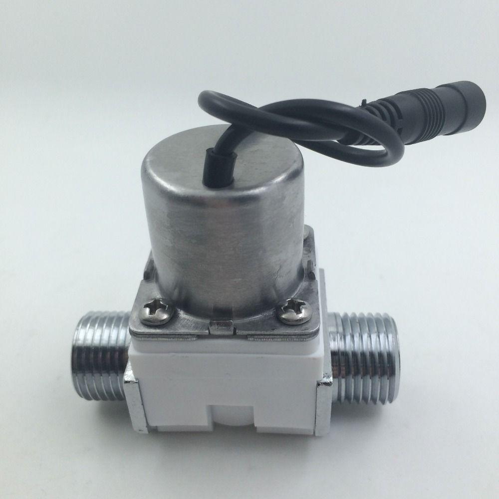 Pulsed Electromagnetic Valve Sensor Smart Faucet Urinal Sanitary Sensors Solenoid Valve Dc4 5v 6 5v 0 02 1 0mpa G1 2 Dn15 Smart Faucet Urinal Faucet