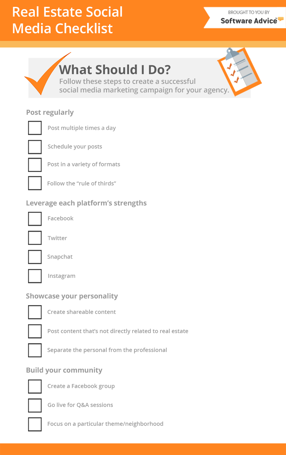 Pin By Douglas Roberts On Management Social Media Checklist Social Media Social Media Marketing Campaign