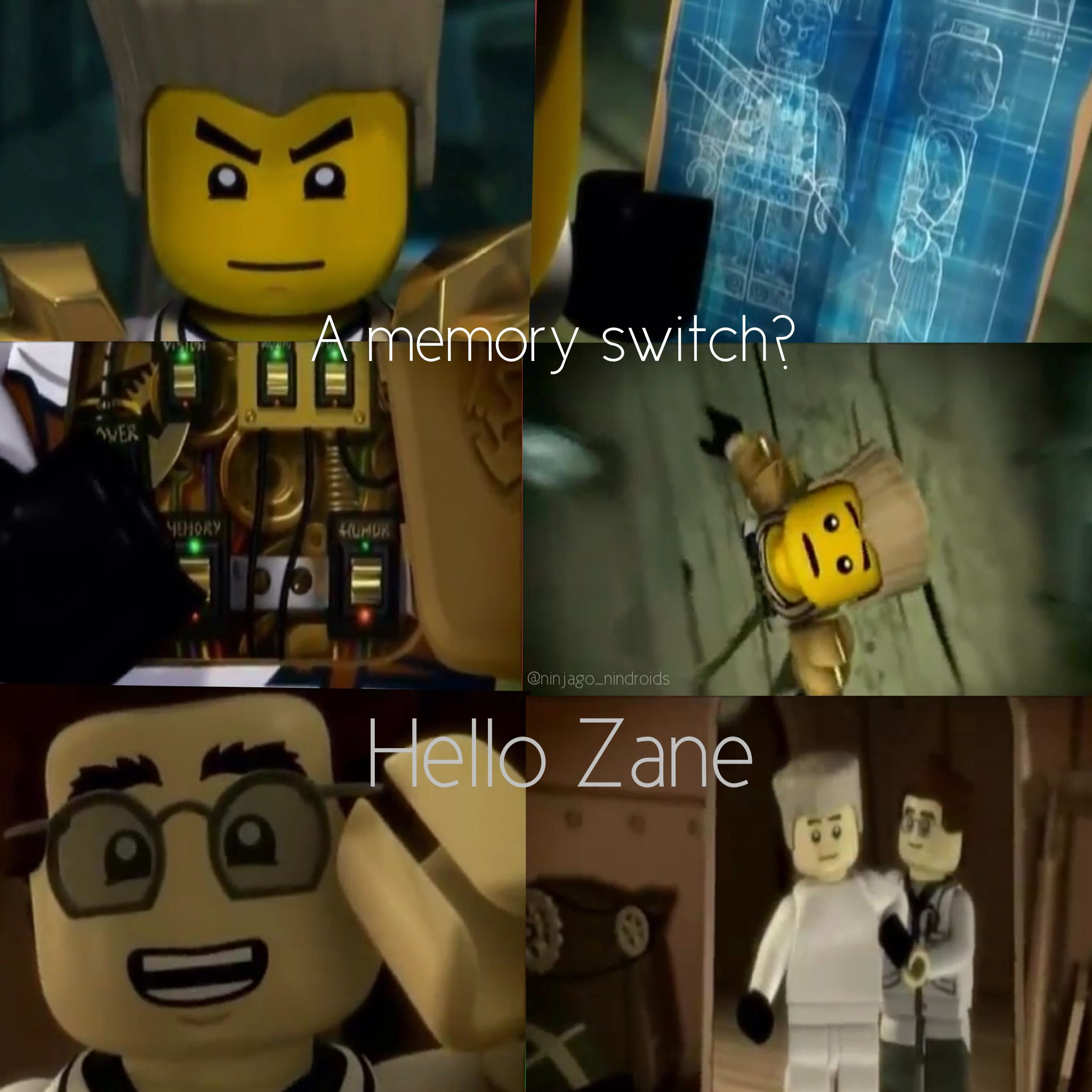 I love this scene. Especially when Zane was holding the