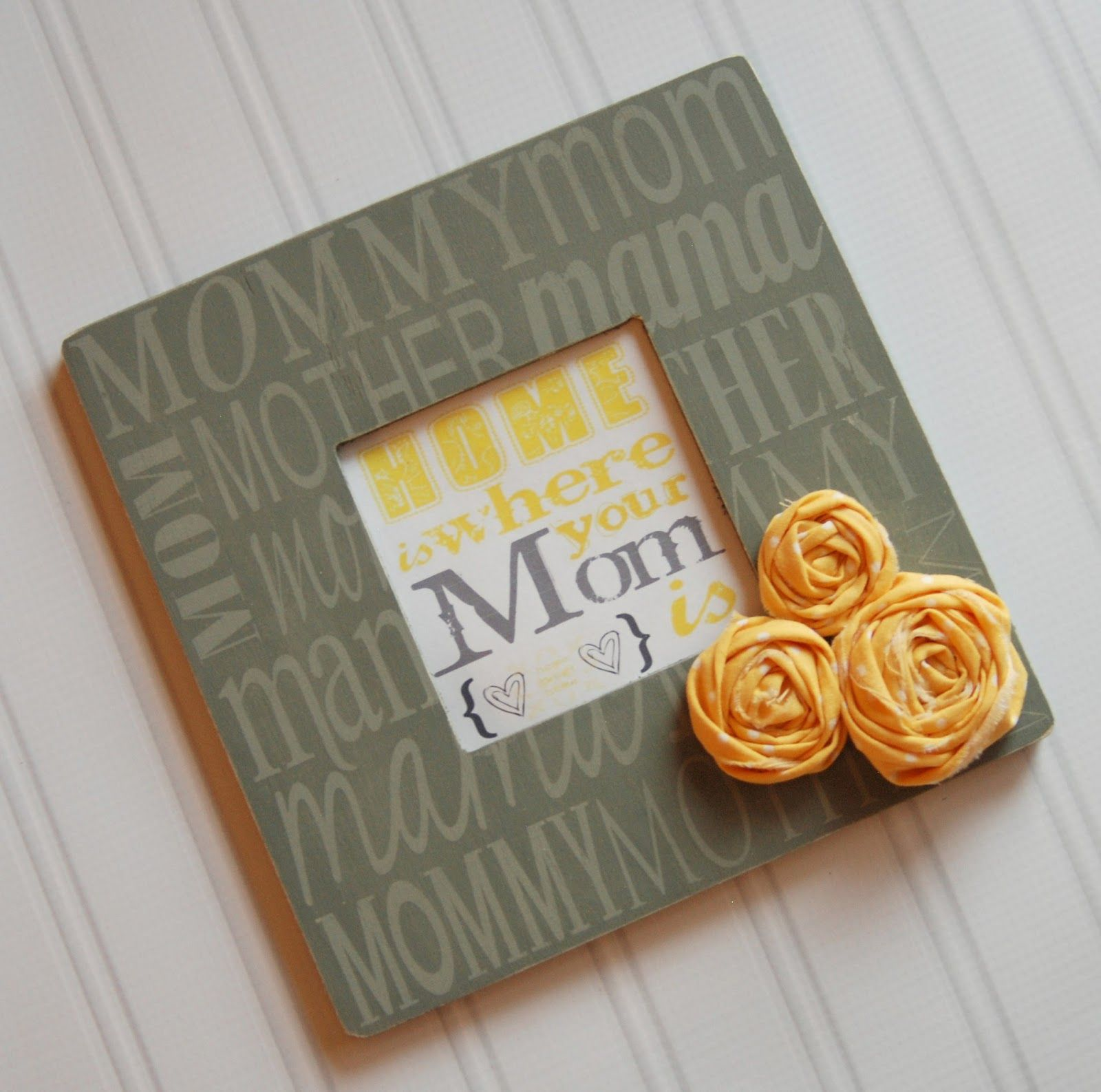Mother S Day Frame
