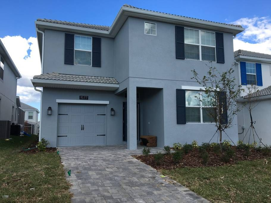 Entire Home Apt In Davenport United States Beautiful House Modern Spacious Very Comfortable With Private Swimmin Park Homes Swimming Pools Beautiful Homes