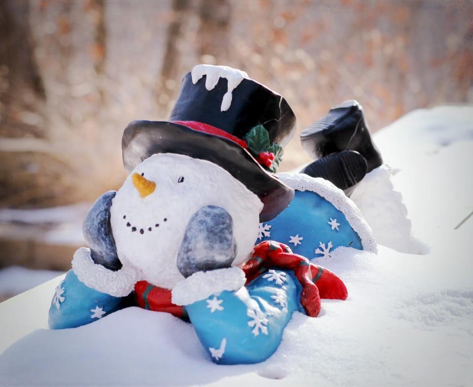 Картинка снеговик смешные