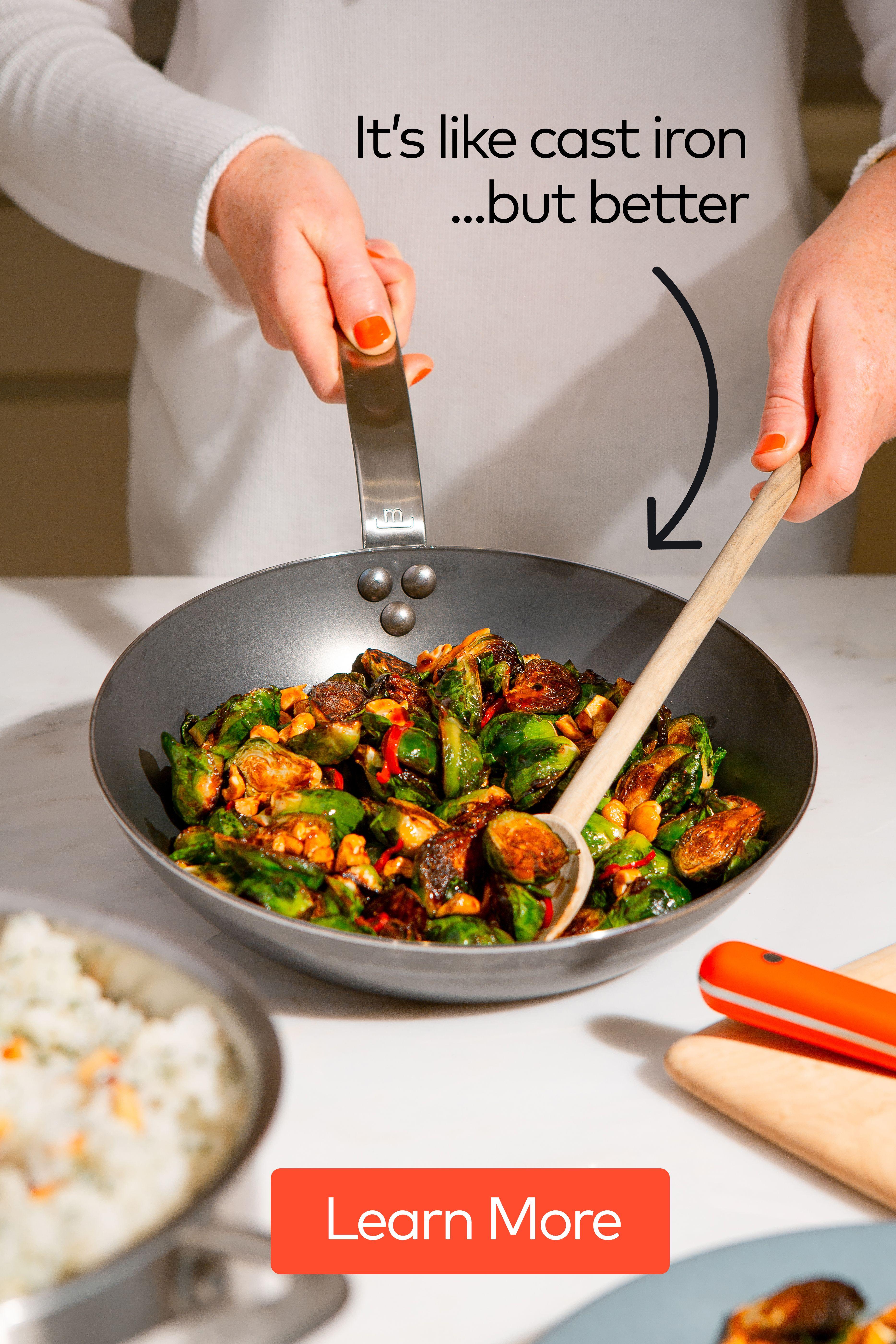 Best Skillet Brussel Sprout Recipe