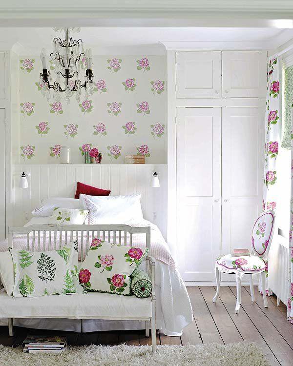lmparas para el dormitorio estilo clsico o muy femenino