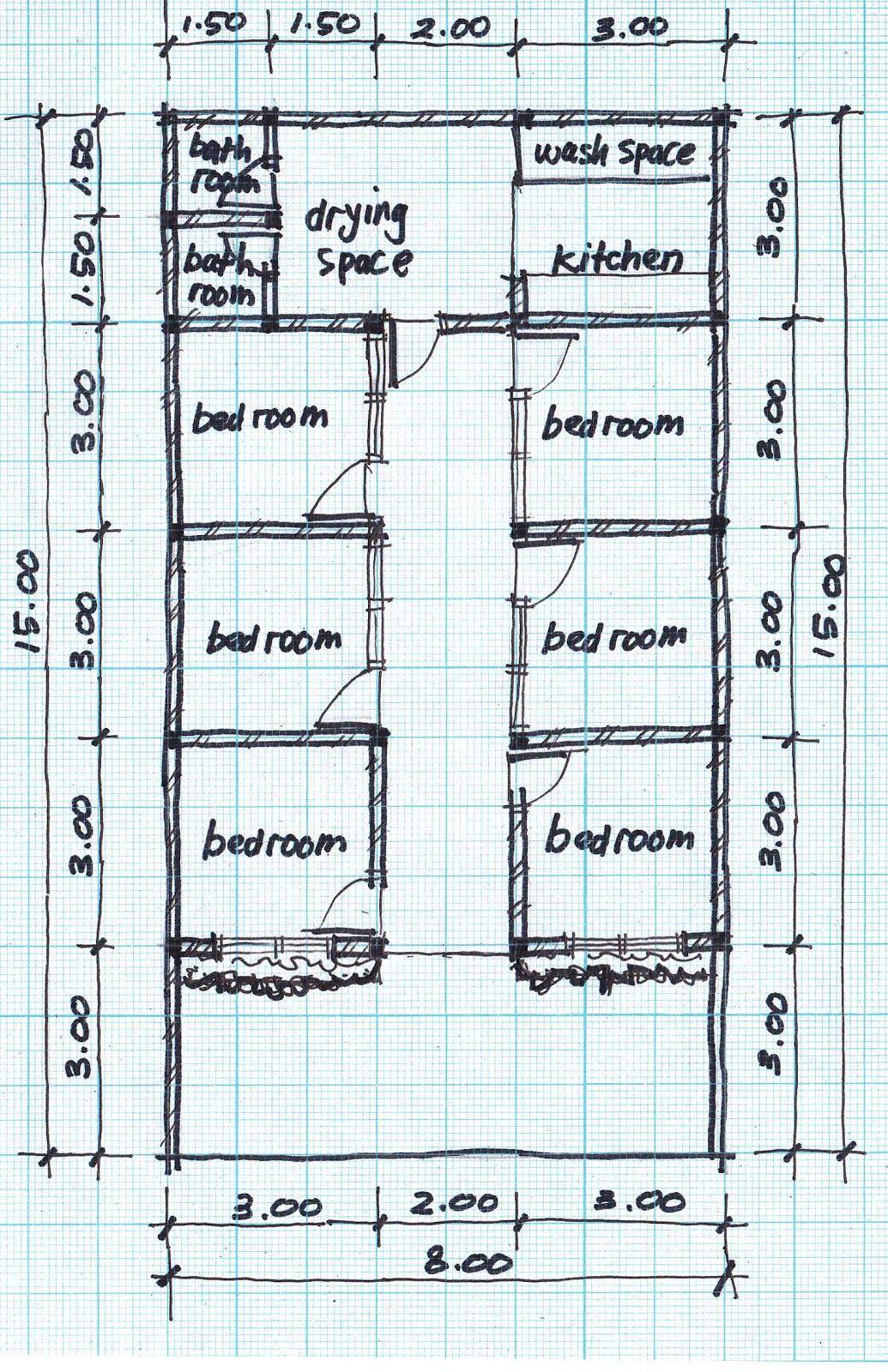 Room Floor Plan Designer Free: Design For Small Boarding House