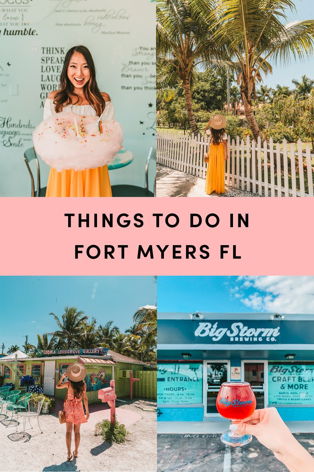 Ultimate Guide To Things To Do In Fort Myers With Images Fort