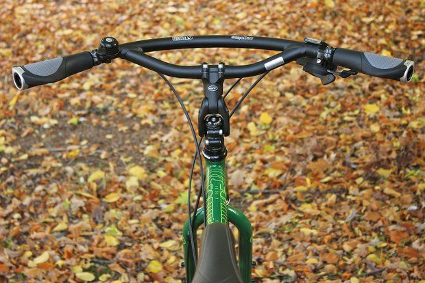 Ergotec Space Handlebar Review Handlebar Bike Handlebars Bicycle