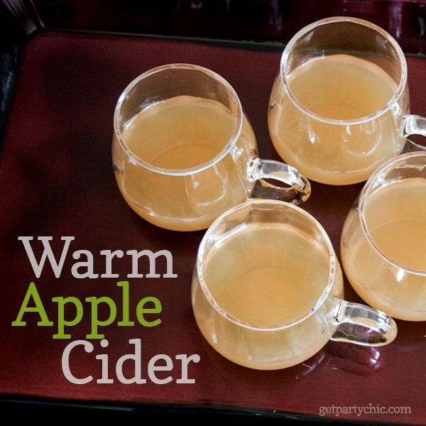 Easy Apple Cider With Spiced Rum Recipe
