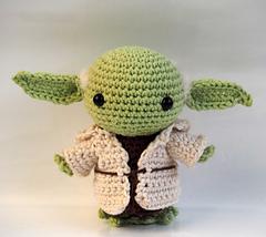 Blog da Chiharu: Chibi Mestre Yoda - Amigurumi Padrão by Chiharu Suh | 214x240