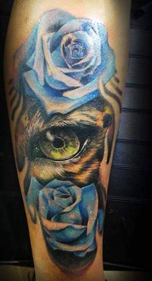 Una maravilla de estudio Mafia Tattoo en la CDMX.